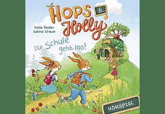 Hops & Holly - Die Schule Geht Los! (Hörspiel)  - (CD)