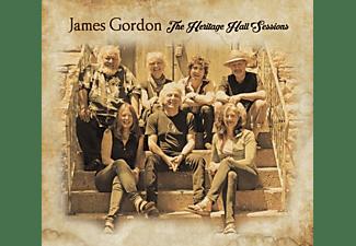 James Gordon - The Heritage Halls Sessions  - (CD)