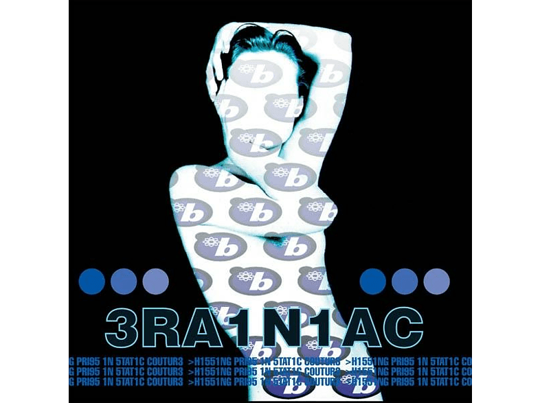 Brainiac - Hissing Prigs In Static Couture (Blue Swirl Vinyl) [Vinyl]