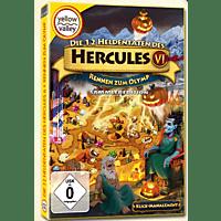 Die 12 Heldentaten des Herkules 6: Rennen zum Olymp - [PC]