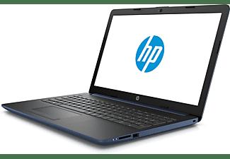 """Portátil - HP 15-da0748ns, 15.6"""", Intel® Core™ i5-7200U, 8 GB, 256 GB SSD, 620, W10, Azul y Plata"""