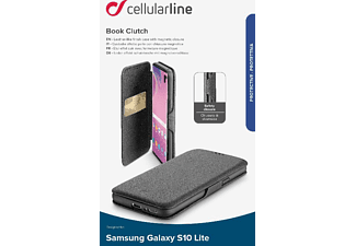 CELLULAR LINE Clutch, Bookcover, Samsung, Galaxy S10e, Schwarz