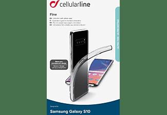 CELLULAR LINE Fine, Backcover, Samsung, Galaxy S10, Transparent