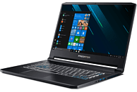 ACER Predator Triton 500 (PT515-51-74E7), Gaming Notebook mit 15.6 Zoll Display, Core™ i7 Prozessor, 16 GB RAM, 512 GB SSD, GeForce® RTX™ 2080, Schwarz