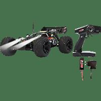 JAMARA Splinter 1:10 EP 4WD LED Lipo 2.4G RC Fahrzeug, Schwarz