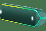 SONY SRS-XB32 Wireless Party Chain Bluetooth Lautsprecher, Grün, Wasserfest