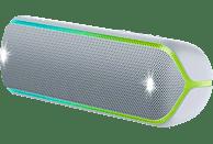 SONY SRS-XB32 Wireless Party Chain Bluetooth Lautsprecher, Grau, Wasserfest