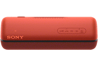SONY SRS-XB32 Wireless Party Chain Bluetooth Lautsprecher, Rot, Wasserfest