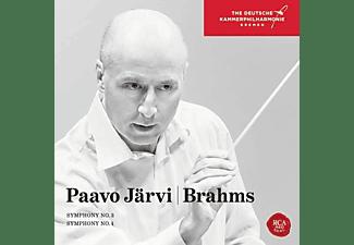 Deutsche Kammerphilharmonie Bremen - SINFONIEN 3 & 4  - (CD)