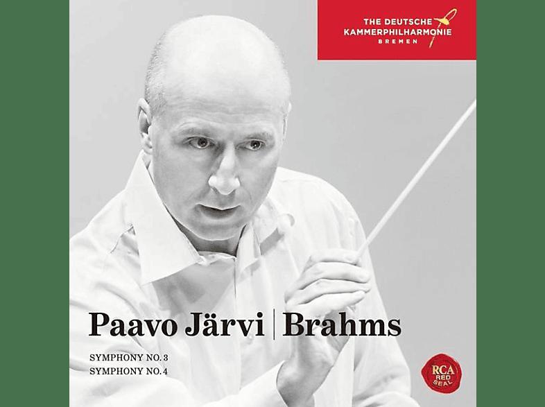 Deutsche Kammerphilharmonie Bremen - SINFONIEN 3 & 4 [CD]