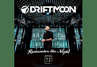Driftmoon - REMEMBER THE NIGHT  - (CD)