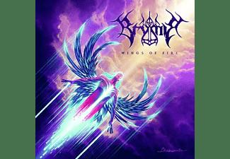 Brymir - WINGS OF FIRE  - (CD)
