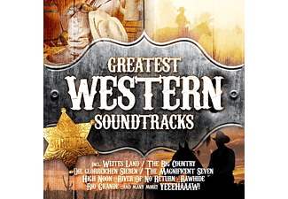 VARIOUS - Greatest Hollywood Western Soundtracks - (Vinyl)
