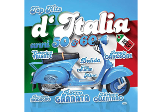 VARIOUS - Best Italian Hits (50 Hits From The 50s & 60s)  - (Vinyl)