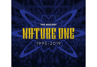 VARIOUS - Nature One-The History (1995-2019)  - (CD)