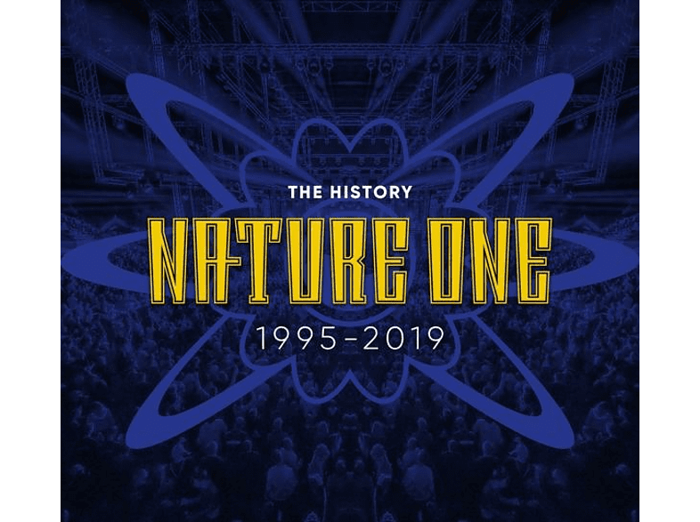 VARIOUS - Nature One-The History (1995-2019) [Vinyl]
