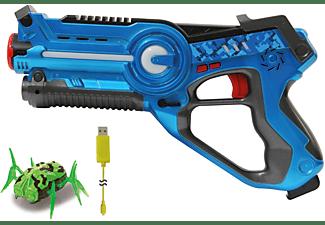 JAMARA Bug Hunt Set Spielzeugwaffe, Blau / Grün