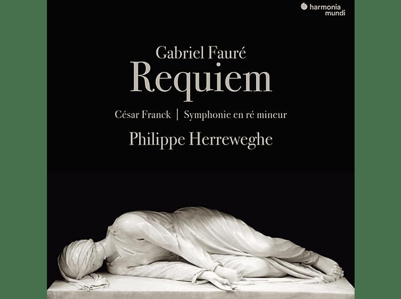 La Chapelle Royale, Collegium Vocale Gent, Orchestre de Champs-Elysees - Requiem [CD]