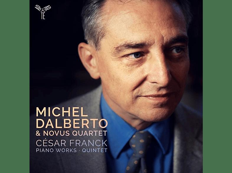 Michel Dalberto, Novus Quartet - Piano Works / Quintet [CD]