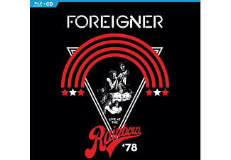 Foreigner - Live At The Rainbow '78 Blu-ray