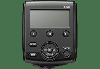 OLYMPUS FC-WR RCV (Commander-Blitzsteuerung), X-RCV (angeschlossene Blitzsteuerung) für Synchronanschluss (Ausgabe) (Blitzlichtkorrektur +/- 5 LW / 1/3, 1/2 LW-Schritte / Lichtintensität 1/1 - 1/128 / 1/3, 1/2 LW-Schritte)