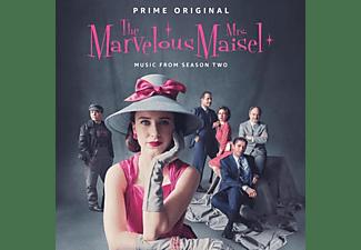 VARIOUS - THE MARVELOUS MRS.MAISEL 2.SEASON  - (CD)