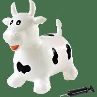 JAMARA KIDS Hüpftier Kuh Hüpftier, Weiß