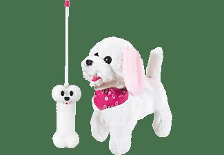 JAMARA KIDS Trixi Ferngesteuerter Hund Weiß