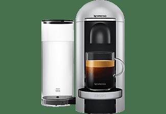 KRUPS XN900E Nespresso Vertuo Plus Kapselmaschine Silber
