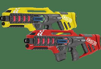 JAMARA Impulse Rifle Set 1 Spielzeugwaffe, Gelb / Rot