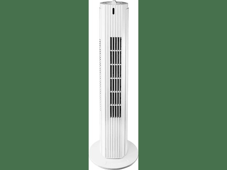 OK. OTF 5321 W Turmventilator Weiß (30 Watt)