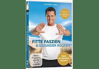 FITTE FASZIEN UND GESUNDER RÜCKEN DVD
