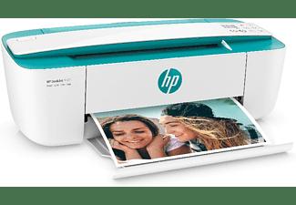 HP Multifunktionsdrucker DeskJet 3762, weiß/türkis (T8X23B)
