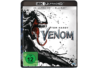 Venom [4K Ultra HD Blu-ray + Blu-ray]
