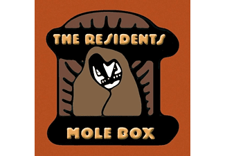 The Residents - Mole Box-The Complete Triology (Dlx.6CD Box)  - (CD)