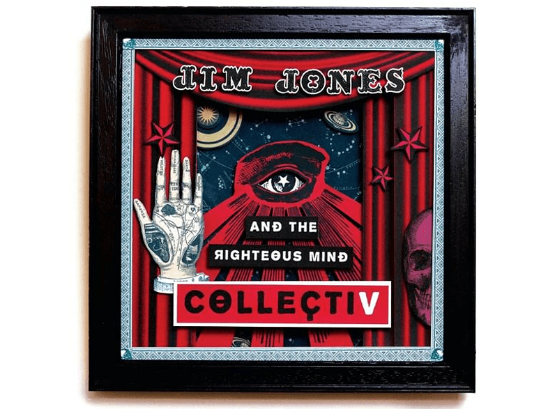 Jim Jones and The Righteous Mind - Collectiv [CD]