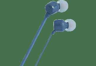 JBL T160, In-ear Kopfhörer Blau