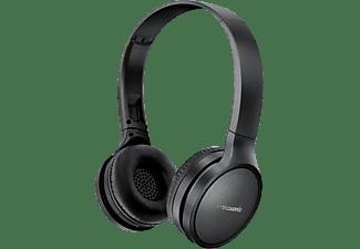 PANASONIC RP-HF410B, On-ear Kopfhörer Bluetooth Schwarz