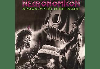 Necronomicon - Apocalyptic Nightmare (Slipcase/Poster)  - (CD)