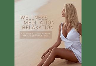 VARIOUS - Wellness Meditation Relaxation  - (CD)