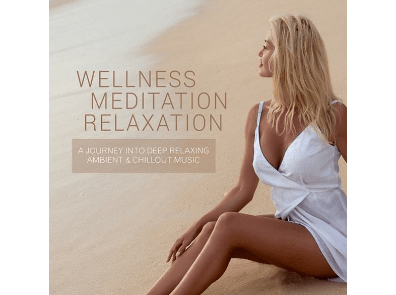 VARIOUS - Wellness Meditation Relaxation [CD]