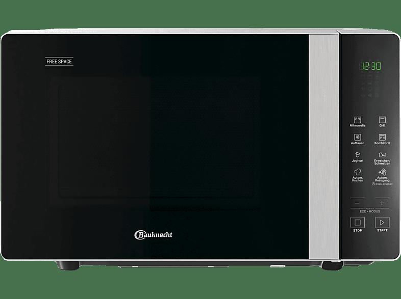 BAUKNECHT MF 203 SB Mikrowelle (800 Watt)