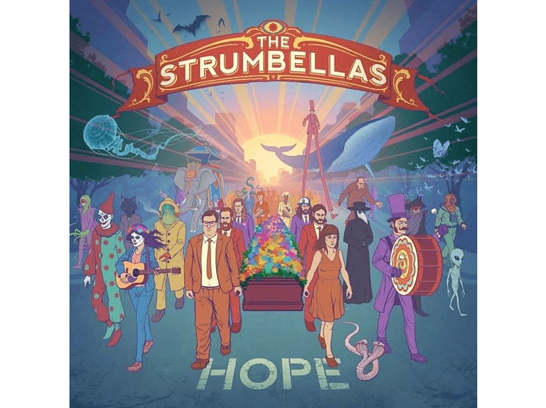 The Strumbellas - Hope [Vinyl]