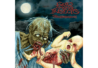 God Among Insects - Zombienomicon [UK-Import]  - (CD)