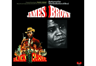James Brown - Black Caesar LP