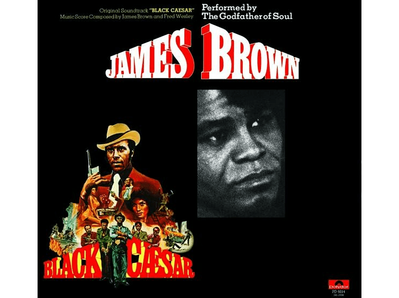 James Brown - Black Caesar (Ost) (Ltd.Vinyl) [Vinyl]