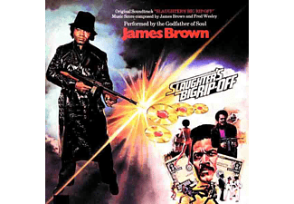 James Brown - Slaughter's Big Rip-off Vinyle