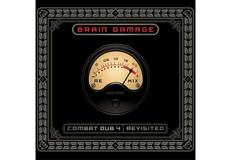 Brain Damage - Combat Dub 4-Revisited - (CD)