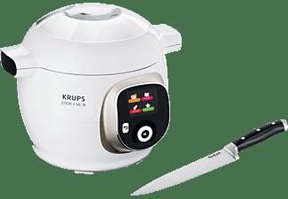 Krups Cook4Me vom Händler Intelligenter Multikocher CZ7101 weiß