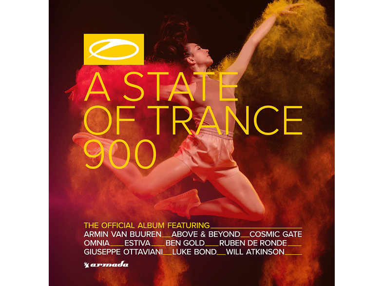 VARIOUS - A State Of Trance 900 (The Official Album) [CD]